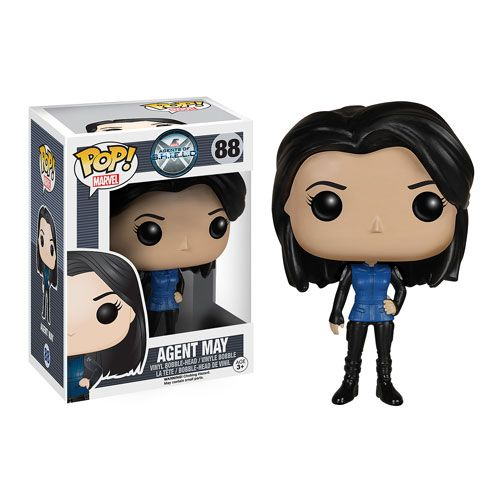 Agent Melinda May from Agents of SHIELD Gets a Funko Pop Doll