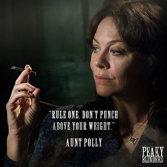 Aunt Polly | Peaky Blinders