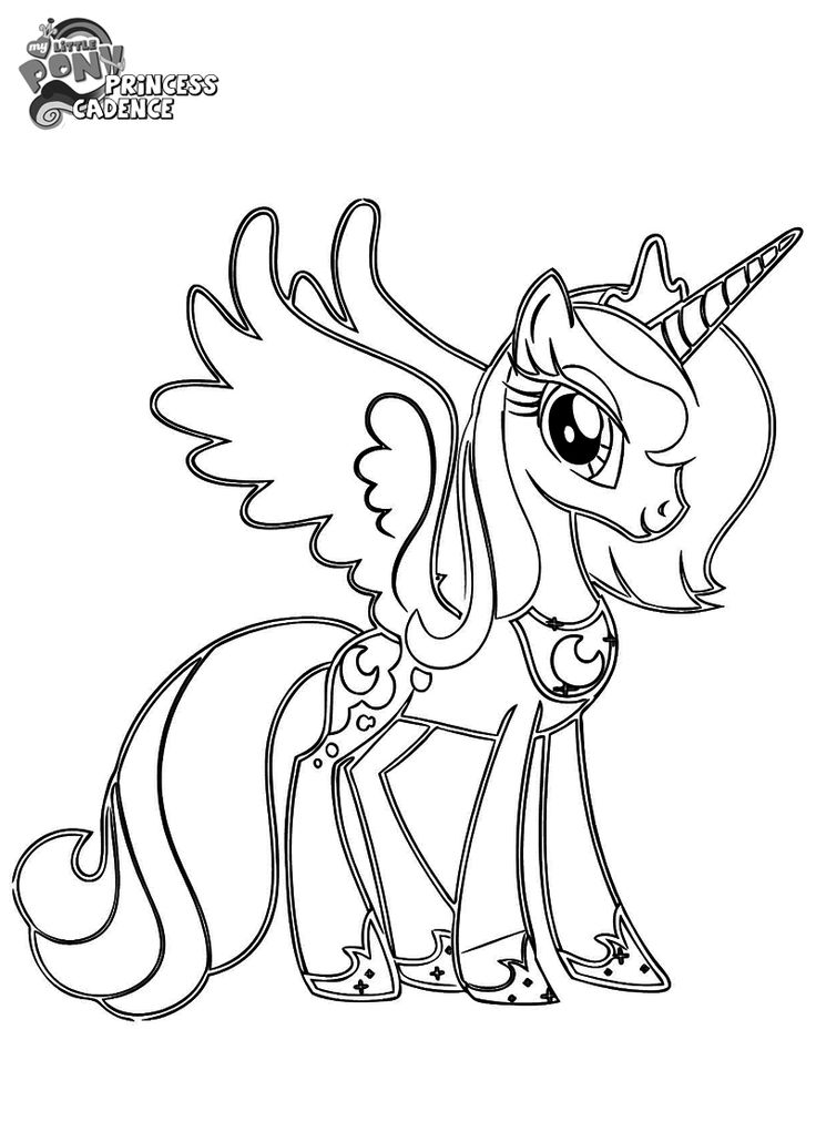 princess cadence coloring pages - pin by trananto fuadi on coloring pages pinterest