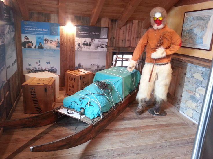 museo Guide Alpine del Cervino Breuil-Cervinia spedizione Polo Nord 1971 foto Paolo MADOTTO  #invasionidigitali #digitalinvasions #guidealpinedelcervino #breuilcervinia #valtournenche #aostavalley