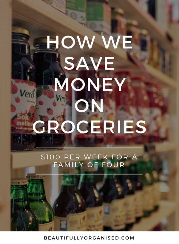 Love these practical ideas - anyone can do them to save money on groceries