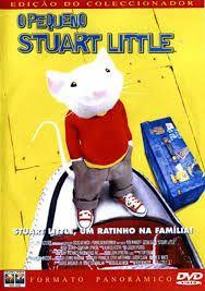 O pequeno Stuart little [Vídeo-DVD] / Rob Minkoff