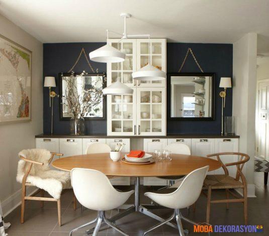 Yemek Odaları İçin Harika Dekorasyon Fikirleri | Moda Dekorasyon