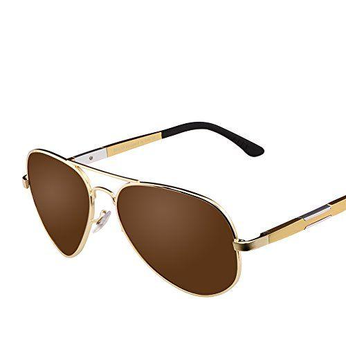 HONEY High Definition polarisierte Sonnenbrille - Full UV400 Protection - 5 Farben erhältlich - Geeignet zum Fahren - Unisex ( Farbe : 2 ) qwcgt59
