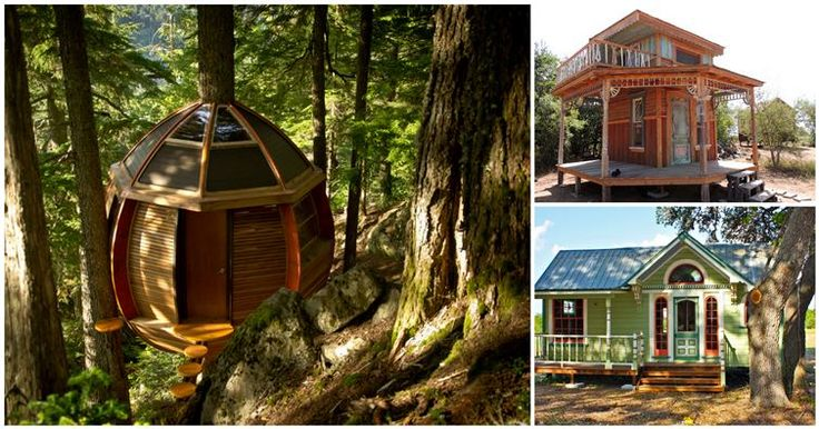 24 Tiny Homes You Can't Help But Fall In Love With | Diply