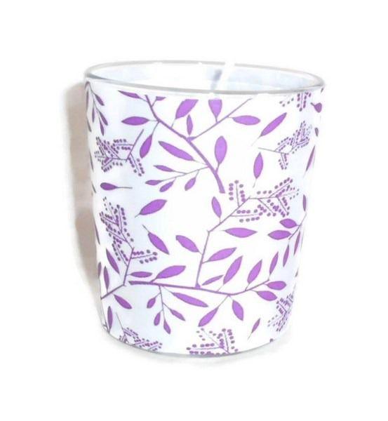 Bougie Parfumée Collection Cottage Cire Végétale Naturelle : Luminaires par bougie-naturelle-parfumee-fleur-artifice