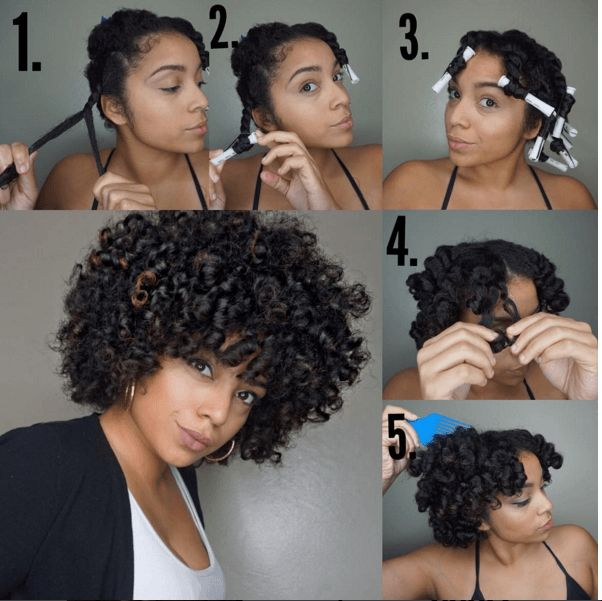 Voluminous Twist & Curl Style IG:@actually_ashly  #naturalhairmag