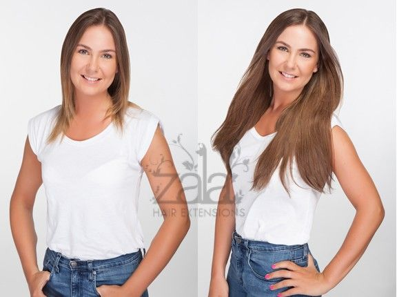 124 best before and afters images on pinterest hair extensions zalacliphairextensions go online today to order your set of premium clip in hair extensionswomens pmusecretfo Images