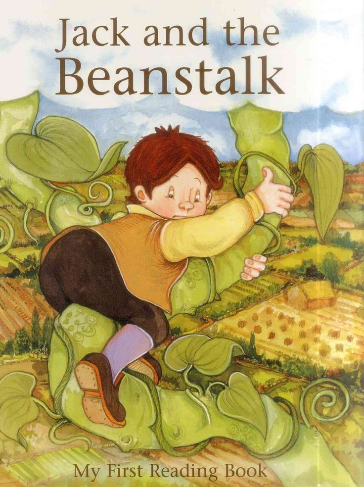 Writing about jack and the beanstalk book