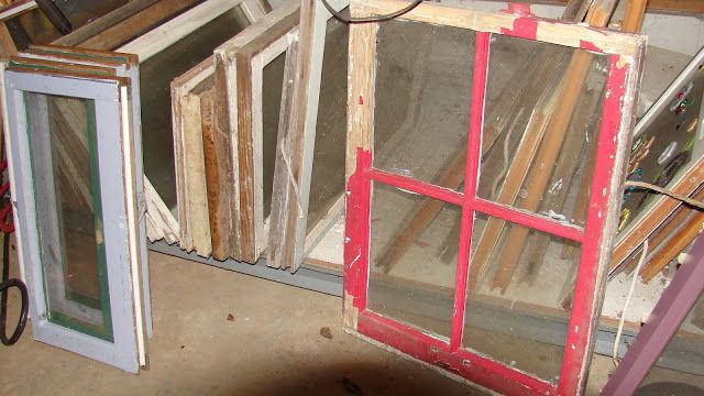 An Uncomfortable Life: How to Make Stained Glass Mosaic Windows...a cool way and easy