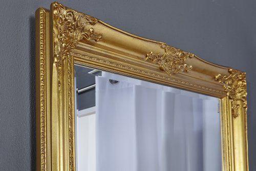 Großer Barock Spiegel RENAISSANCE gold 185x75cm Wandspiegel