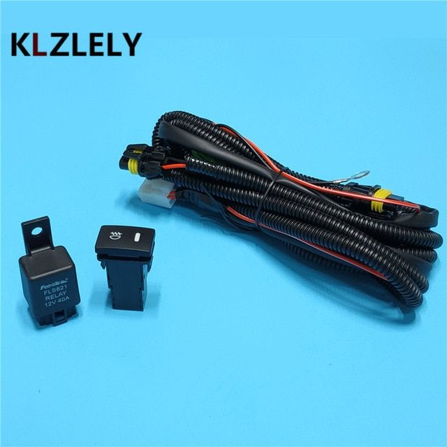 Beler Wiring Harness Wire Sockets Switch For H11 Fog Lamp For Suzuki Sx4 Grand Vitara 2 Alto 5 Swift 3 Jimny Fj Ignis 2 Review Grand Vitara Fog Lamps Suzuki