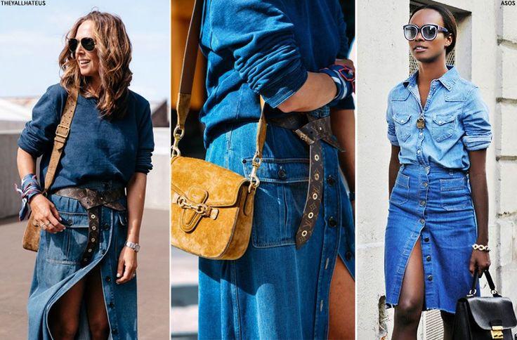 High Street Buy Of The Week: Marks & Spencer Denim Skirt