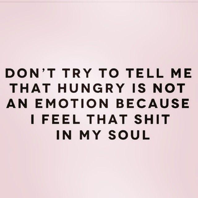I feel it!