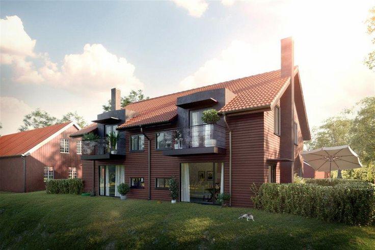 FINN – Øvre Verksgård - Larvik - Moderne leiligheter - ferdigstilles i 2019