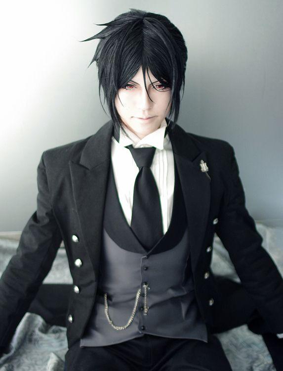 Sebastian Michaelis(Black Butler) | Koh Kurokarasu: she's an amazing and dedicated cosplayer