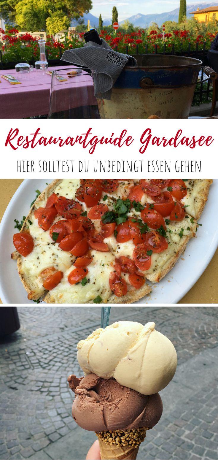 Essen gehen – die besten Restaurants am Gardasee