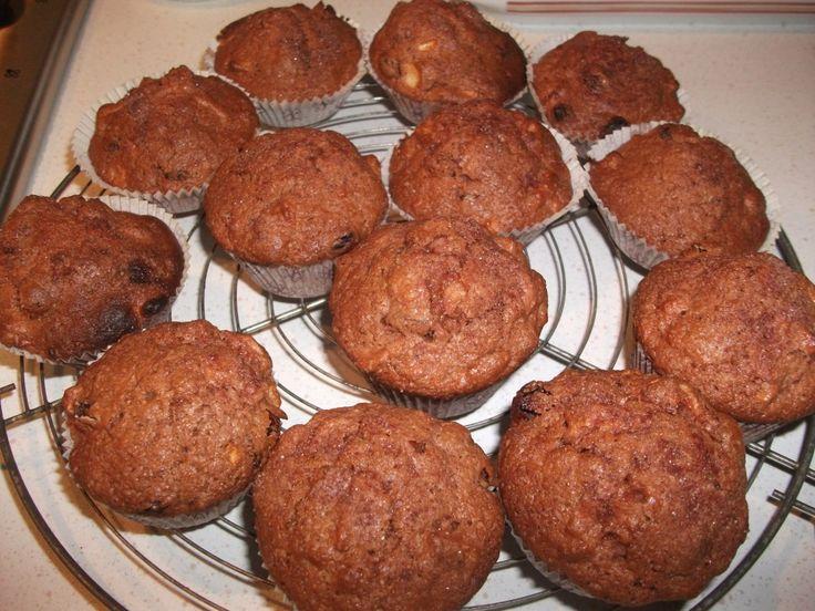 Apple and sultana cupcakes | i love maltese food