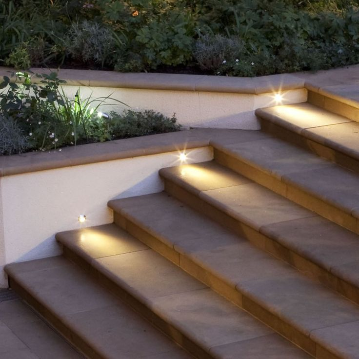 Step light idea