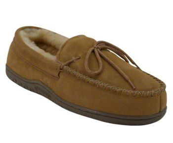 Ciabatta's Women's Moccasin Tan (Size 7) by Ciabatta's. $64.95. Get ready for those long winter nights with Ciabatta's line of sheepskin slippers.  The secret of comfortable footwear is in the lining! Ciabatta uses fine hand sewn sheepskin uppers and fleece lined footbeds for extreme comfort. The fibers wick perspiration away and pass it throughout breathable leather. With Ciabatta, you'll experience the best in comfort, durability and quality guaranteed.