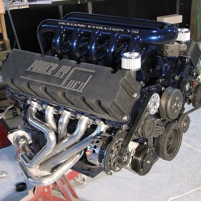 Ford V10 6 8 Ford Excursion Race Engines Engineering
