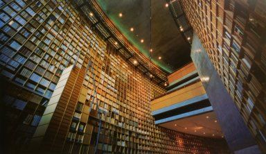 Shiba Ryotaro Memorial Museum Tadao Ando (Japanese architect, 1941-) Osaka, Chubu, Japan 1998-2000 (design), 2000-2001 (creation) Browse All : Images by Ando, Tadao from Contemporary - NCSU Libraries