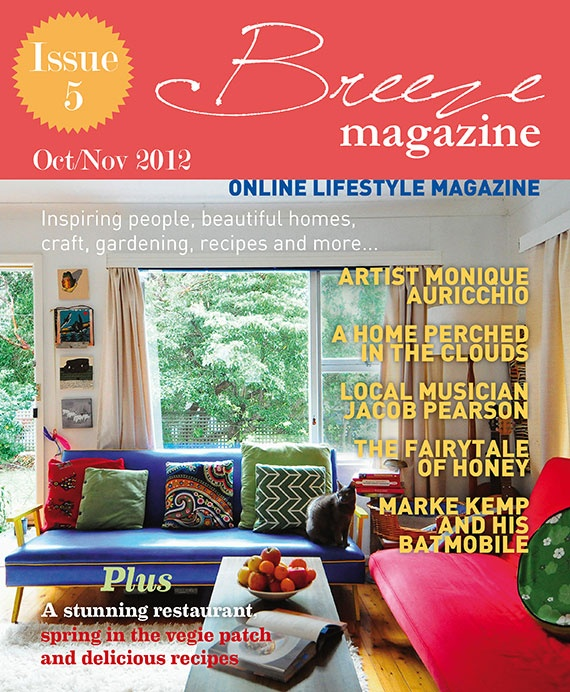 All new Breeze Magazine Issue 5 out now online