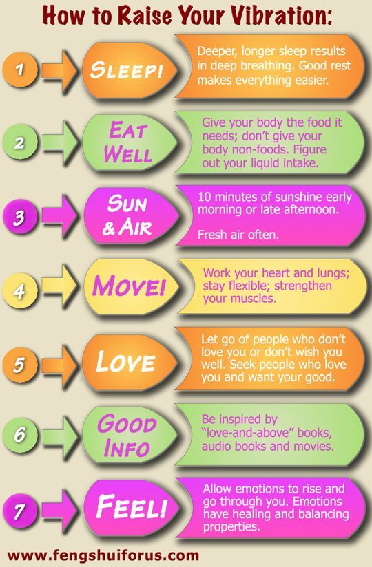 How to Raise Your Vibration | Happiness Tips | Wellness Inspiration