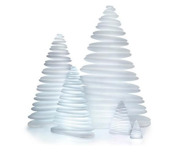 CHRISMY - re-think your Christmas style with Teresa Sapey for VONDOM's newest indoor/outdoor light - available at KE-ZU for Christmas 2013.