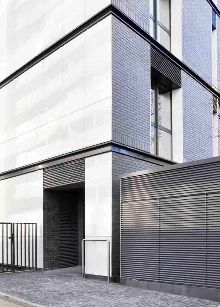 90 ARCHITEKCI PIOTR CZARNECKI Apartment building in Warsaw