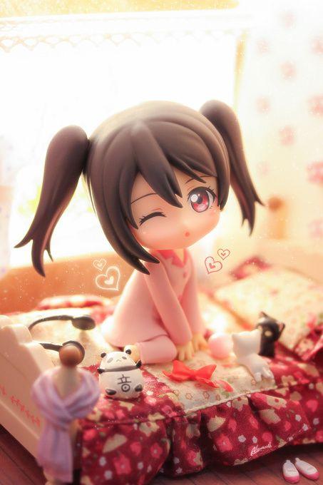 Good Morning, Nico! | Tokyo Otaku Mode
