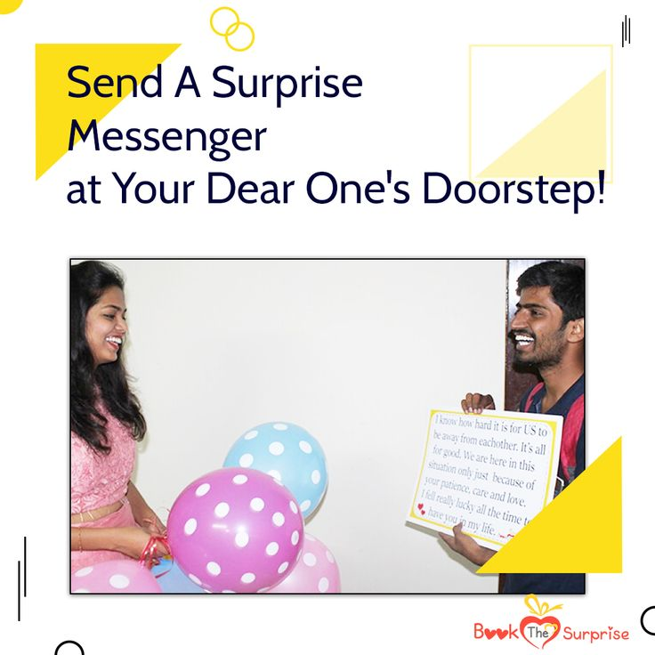 Birthday surprise gift messages birthday greetings