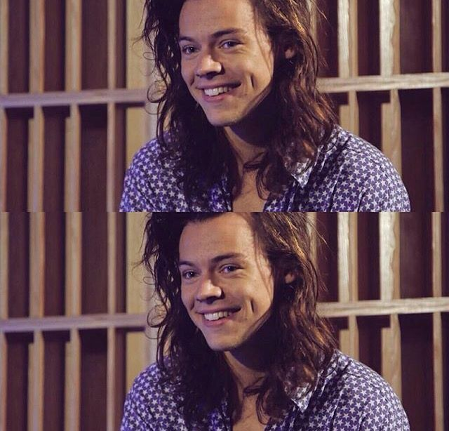 his dimples are so cute