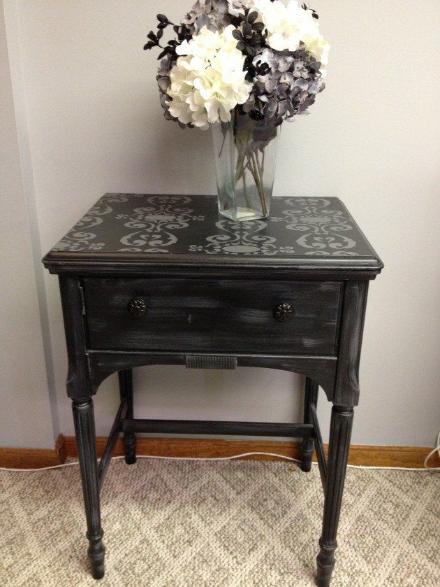 Best 25+ Old sewing cabinet ideas on Pinterest | Old sewing tables ...