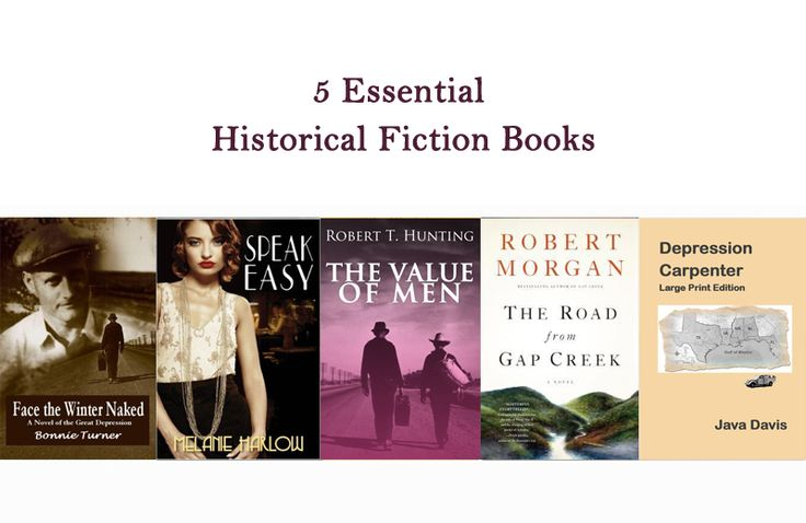5 Essential Historical Fiction Books