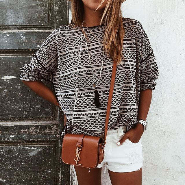 Sunday in our Riley Cut-offs! ❤️ / www.shopsincerelyjules.com