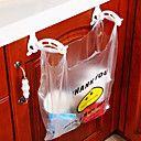Шкафы для хранения пластиковых мешков для мусора крюк