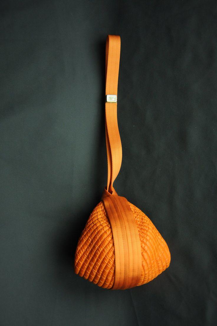Orange NEK handbag