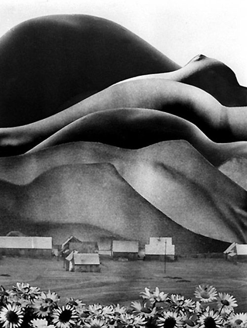 Zofia Rydet  The World of Feeling and Imagination  From the Landscapes series, 1975-79