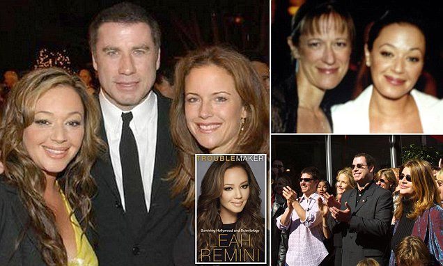 Leah Remini exposes Scientology and Tom Cruise  in new book