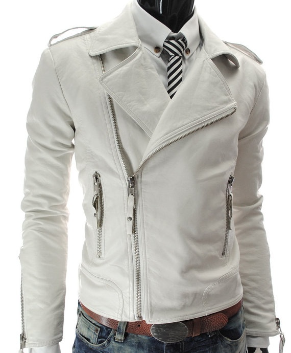 You searched for: white biker jacket! Etsy is the home to thousands of handmade, vintage, and one-of-a-kind products and gifts related to your search. No matter what you're looking for or where you are in the world, our global marketplace of sellers can help you find unique and affordable options. Let's get started!
