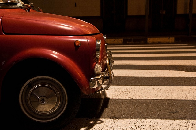 Fiat 500 by Daniele_Thrain, via Flickr