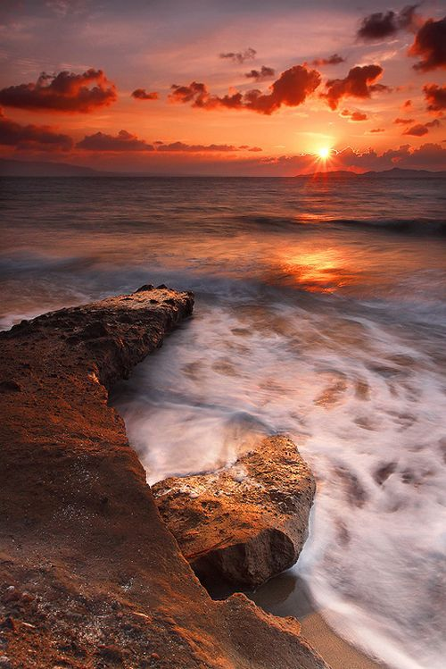 Wonderful Sunrise | nature | | sunrise |  | sunset | #nature  https://biopop.com/