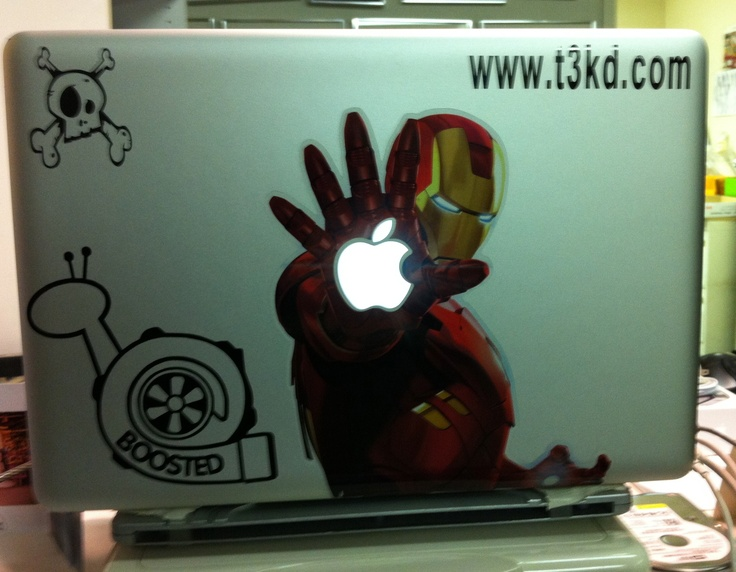 My MacBook Pro rocking out
