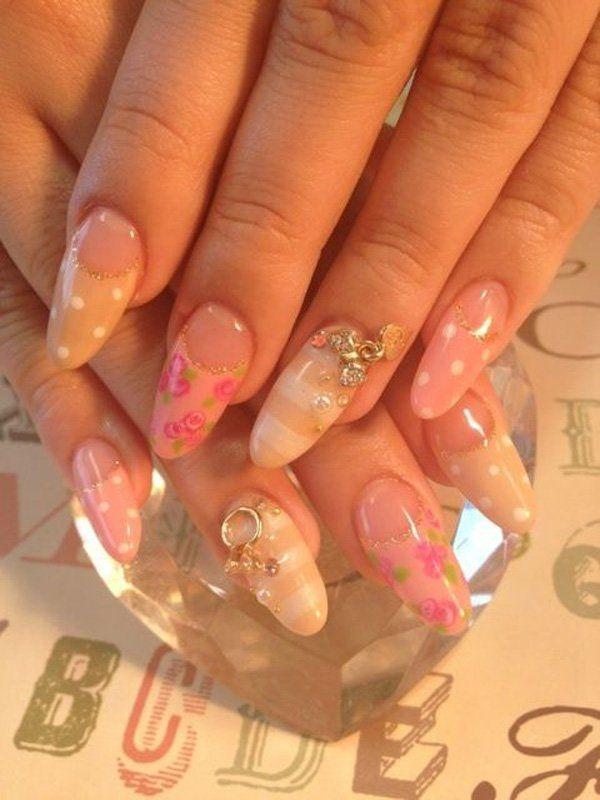 65 Anese Nail Art Designs Glam Pinterest Nails And