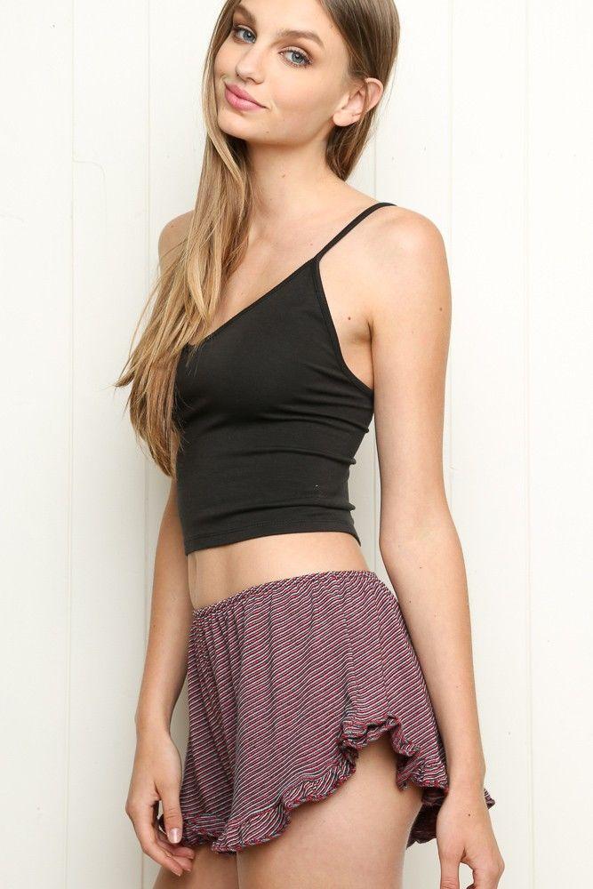 Brandy ♥ Melville   Vodi Shorts - Clothing