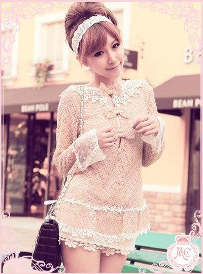 Asiatic fashion-Vintage style