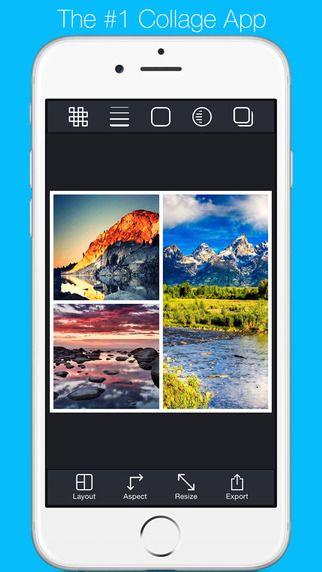 Pic Stitch - #1 Photo Collage Maker by Big Blue Clip, LLC