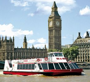 Thames River Cruise - Free Thames Boat Tour with a London Pass  Boats operate every day throughout the year (except Christmas Day) commencing at 10.00 from Westminster.