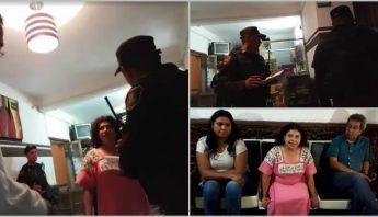 "Policía irrumpe en hotel donde se quedan morenistas, en Tejupilco, Edomex; ""cálmese"", piden a Eruviel"